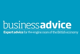 business advice logo