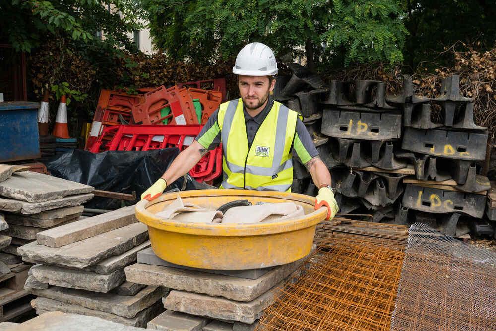 building waste disposal in London