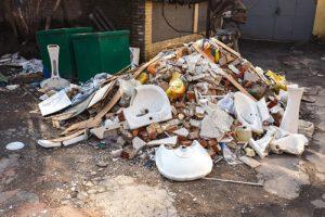 Birmingham construction waste