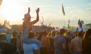 rubbish clearance at festivals