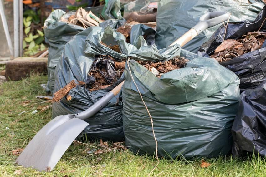 birmingham Garden waste for collection