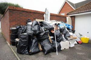 house clearance waste london