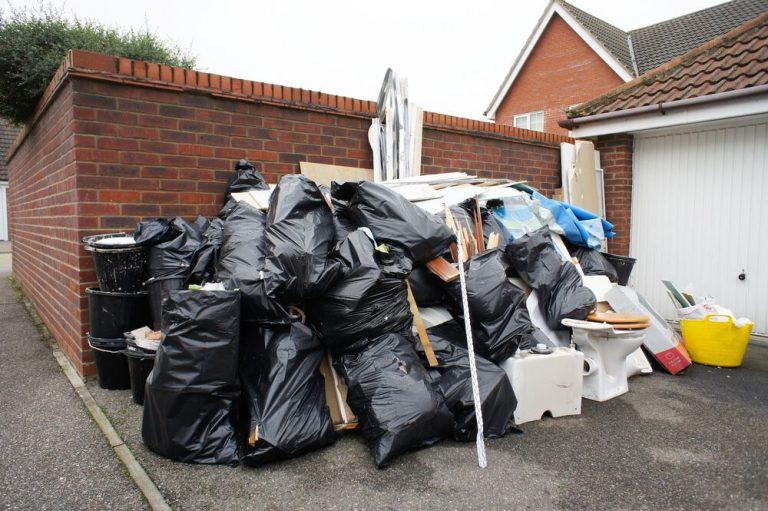 house clearance waste london