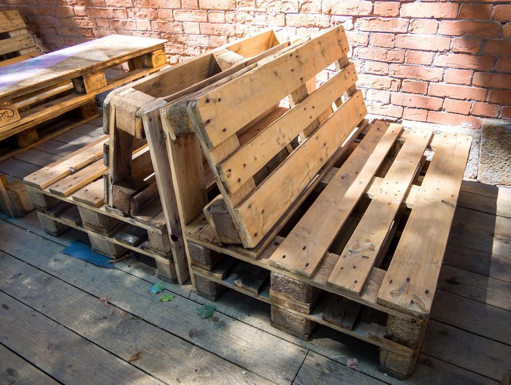 reusing old junk