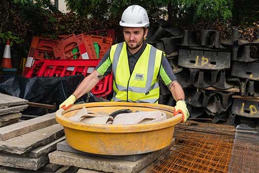 uk building waste disposal